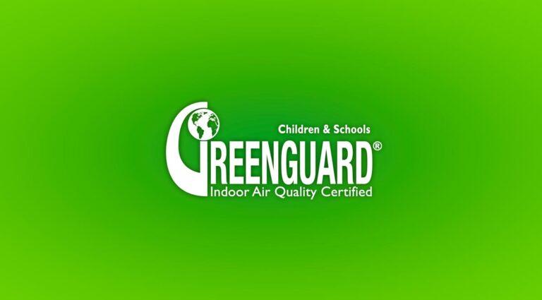 Greenguard certifikat