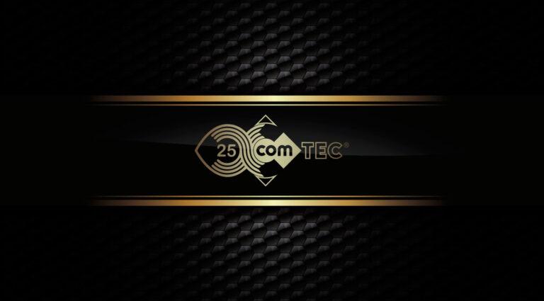 comTEC - 25 Jahre