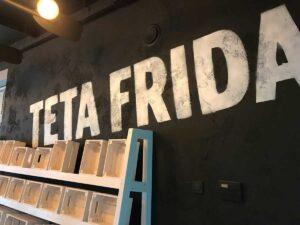 Grafike za kavarno Teta Frida