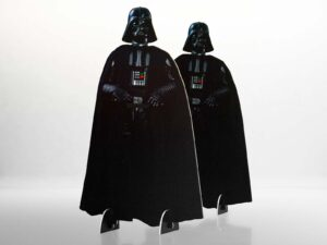 Intersocks - Silhueta Darth Vader