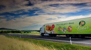 Grafika za tovorno vozilo Natur Premium
