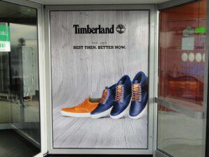 Timberland - vrtljiva vrata Europark