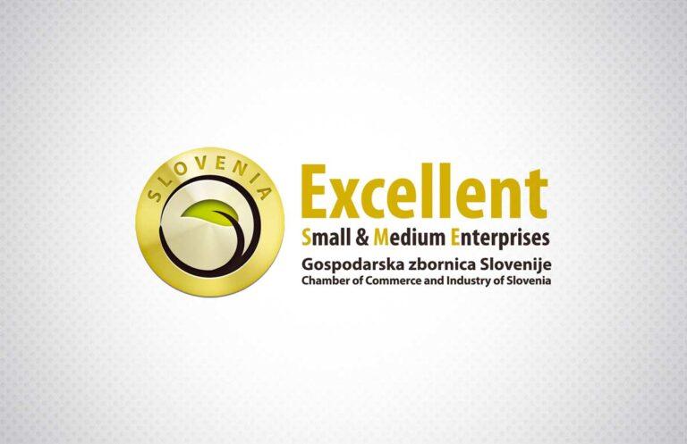 Certifikat Excellent SME
