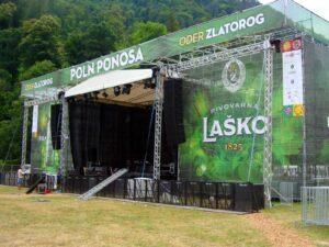 Grafična oprema odra Laško
