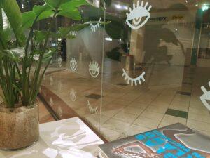 Grafische Ausrüstung von Shops - Morela okulisti