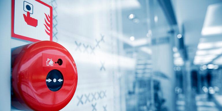 Požarni alarm, B1 cerfitikat