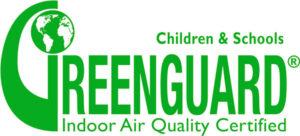 Linija zelenih izdelkov - Greenguard certifikat