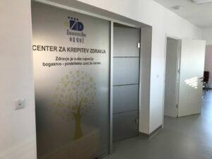Praktische und dekorative Glasaufkleber - ZD Ormož