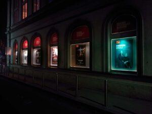 Glasaufkleber – SNG Maribor