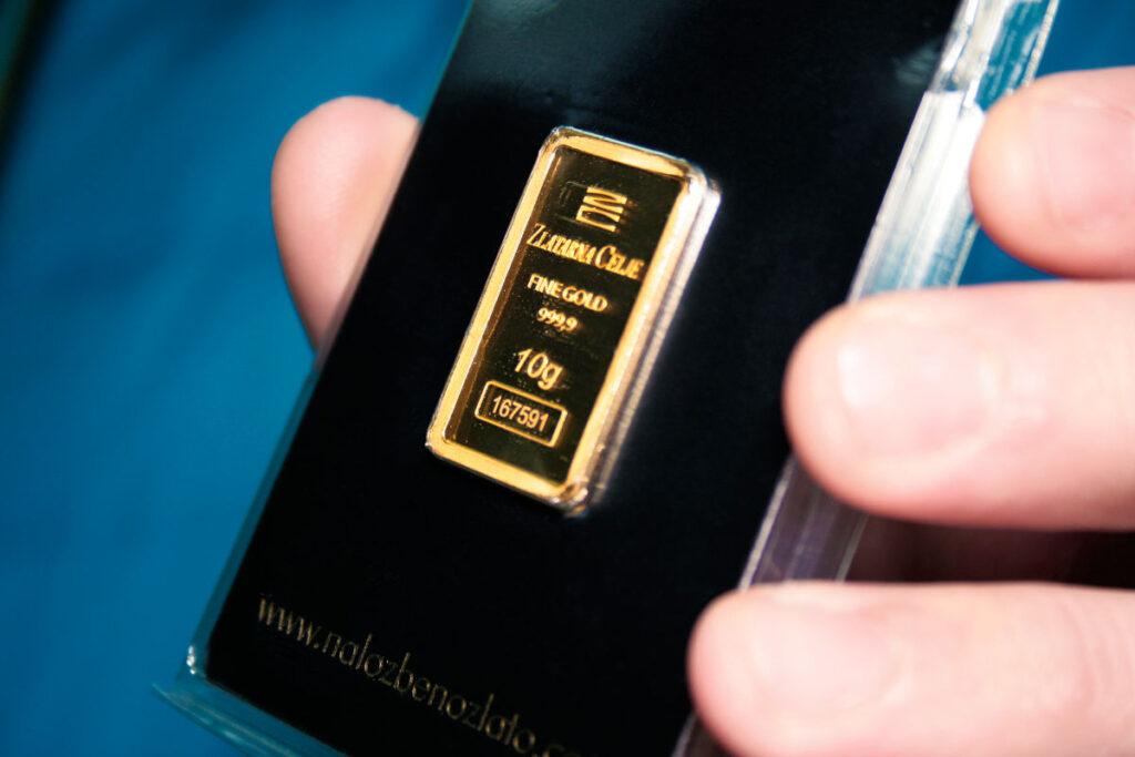 Podelitev nagrade Koliko je vredno zlato