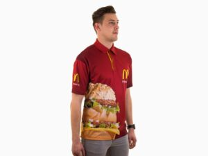 Polo-Shirt McDonalds