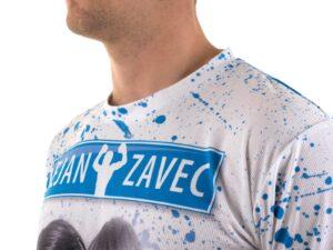 T-shirt majica Dejan Zavec