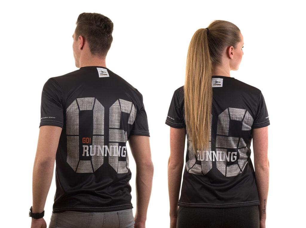 Ženska in moška T-shirt majica