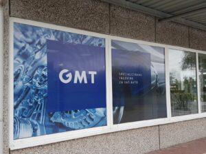 Visuelle Ausrüstung von Geschäften – GMT
